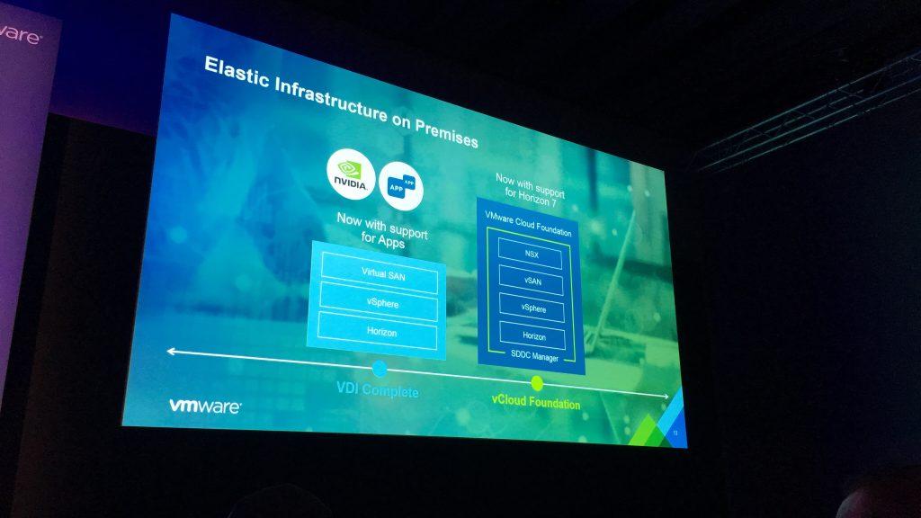VMworld 2017 - VMware Cloud Foundation