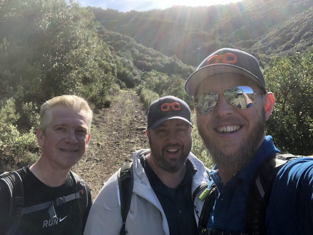 VMworld hike 1